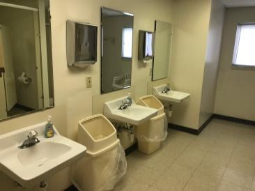 Girls' Bathroom